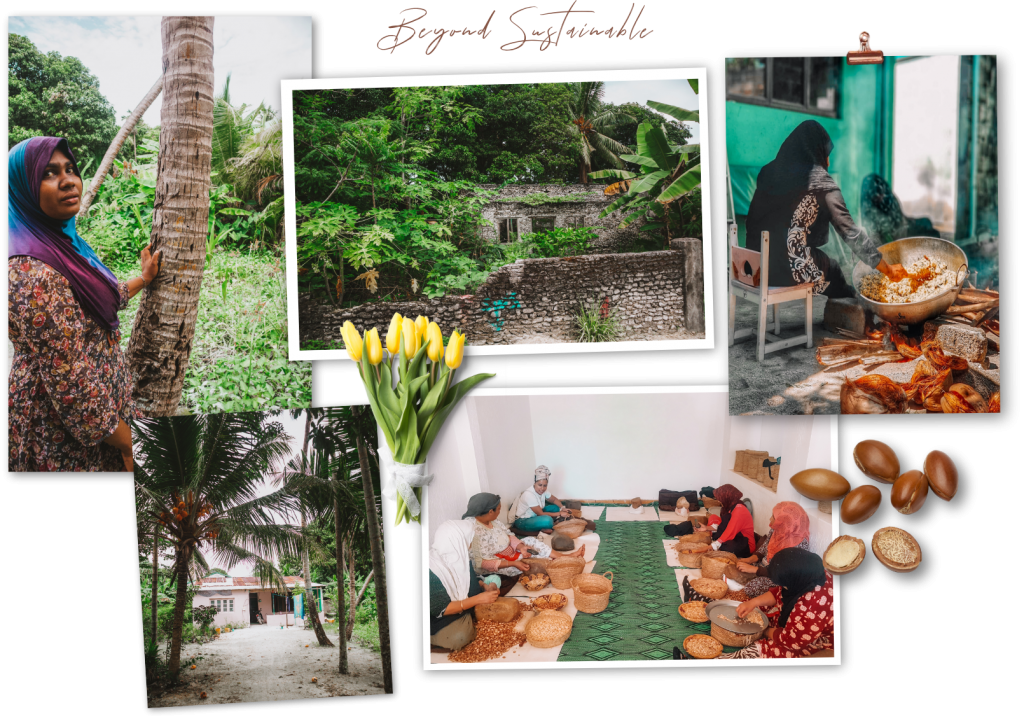 MAJOIE MALDIVES OUR STORY BEYOND SUSTAINABLE